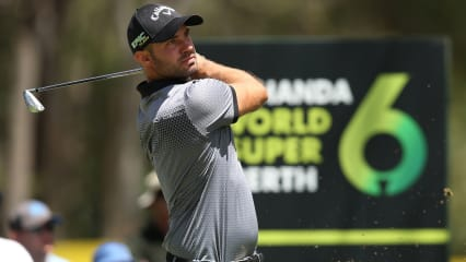 Bernd Ritthammer beim ISPS Handa World Super 6 Perth. (Foto: Getty)