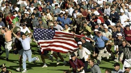 Die 10 ... unsportlichsten Momente im Golf!