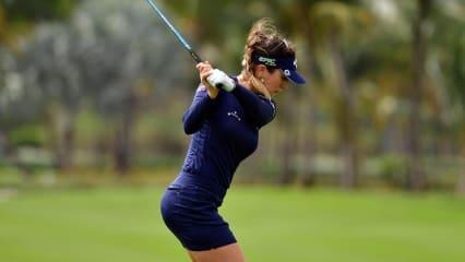 LPGA Tour: Sandra Gal nach Runde 2 im Mittelfeld in Thailand