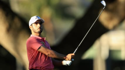 Abraham Ancer wird erster Botschafter von Miura Golf auf der PGA Tour. (Foto: Getty)