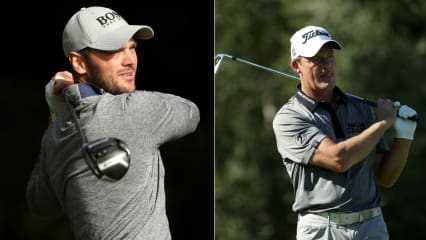 PGA Tour: Alex Cejka und Martin Kaymer beenden die erste Runde, Stars an der Spitze