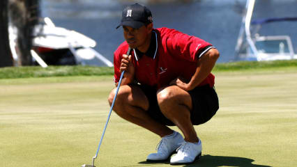 Tiger Woods ist Befürworter der Regeländerung der PGA Tour. (Foto: Getty)