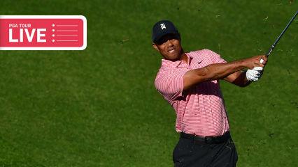 PGA Tour LIVE: Wie startet Tiger Woods in die Genesis Open?