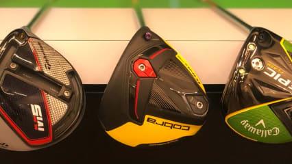 Der Driver gehört bei vielen Golfern zu den absoluten Lieblingsschlägern. Doch wieso werden diese immer teurer? (Twitter/@TrueSpecGolf)