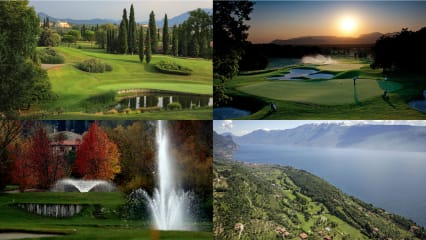 Die Golflandschaft Italiens. (Foto: ruhrtours Reisen GmbH)