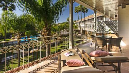 Das frisch renovierte Lindner Hotel Portals Nous auf Mallorca ist eines von 32
