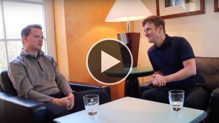 Sebastian Rühl (links) im Gespräch mit Dominik Müller-Lingelbach. (Foto: YouTube/Dominik Müller-Lingelbach)