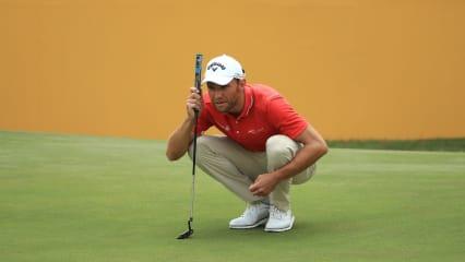 European Tour: Max Kieffer vor dem Finale in aussichtsreicher Position