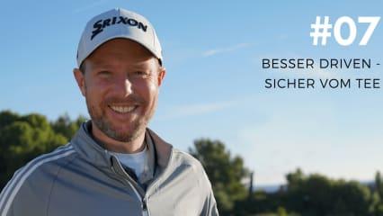 Golf in Leicht Folge 7: Besser Driven - Sicher vom Tee