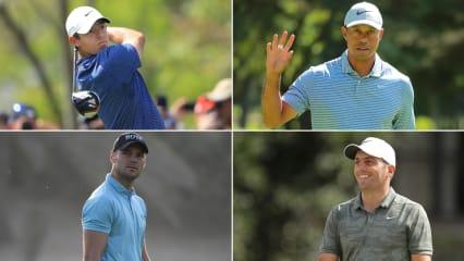 Wer gewinnt das Masters 2019? Jetzt abstimmen. (Foto: Getty)