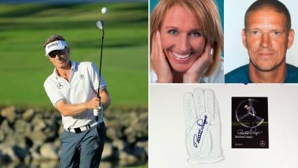 Nein, das ist kein Traum. Ein Golfhandschuh mit Signatur von Bernhard Langer oder eine Golfrunde mit Sportsternchen in Kitzbühl suchen einen neuen Besitzer. (Bildquelle: United Charity)