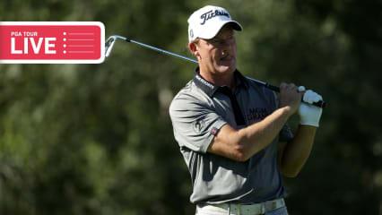 PGA Tour LIVE: Spielt sich Alex Cejka nach vorn?