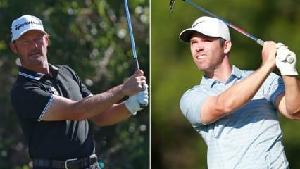 Alex Cejka verbessert sich um einige Positionen, während Paul Casey die geteilte Führung auf der PGA Tour inne hat. (Foto: Getty)