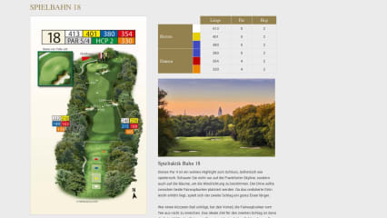 Frankfurter Golf Club: FGC-Spielbahnen jetzt online!