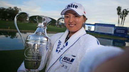 Jin Young Ko gewinnt die ANA Inspiration auf der LPGA Tour. (Foto: Getty)