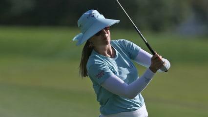 Sandra Gal nutzt den Moving Day beim ersten Major der LPGA Tour für sich. (Foto: Getty)
