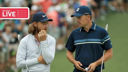 PGA Tour LIVE: Können Fleetwood und Spieth aufholen?