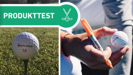 Wir haben die TaylorMade TP5 Golfbälle im Test auf sämtliche Versprechen getestet. (Foto: TaylorMade, Golf Post)