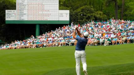 Fiebern Sie noch einmal mit, wie die Profis beim US Masters 2019 um den Cut gekämpft haben. (Foto: Getty)