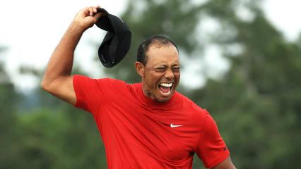 Das sagt Tiger Woods über seinen Sieg beim US Masters 2019. (Foto: Getty)