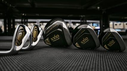 Mit den XXIO Prime Schlägern bietet der japanische Hersteller Qualität und leichte Spielbarkeit. (Foto: XXIO)