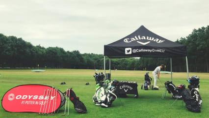 Callaway Demotage: In diesen Golfclubs können Sie die brandneuen Golfschläger testen