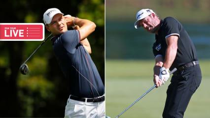 PGA Tour: Martin Kaymer und Alex Cejka LIVE verfolgen