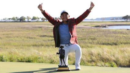 Cheng-Tsung Pan gewinnt seinen ersten Titel auf der PGA Tour