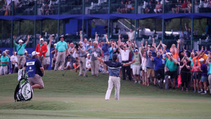 PGA Tour: Walk-Up-Songs der Zurich Classic, die die Fans begeistern