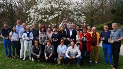 Das Begrüßungsturnier des Frankfurter GC -eine Tradition mit Namensänderung: