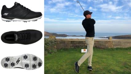 Seit 2018 steht der Pro Golf Tour-Spieler Finn Fleer bei Skechers unter Vertrag. (Bildquelle: Skechers/Instagram: @fjfleer)