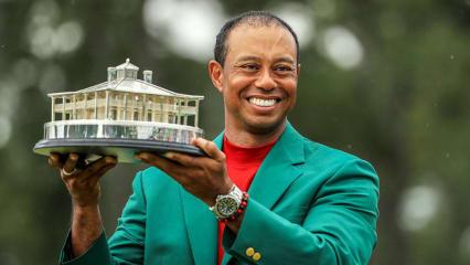 Der MGC sendet Tiger Woods seine Glückwünsche zum Masters-Sieg. (Bildquelle: Münchener GC)