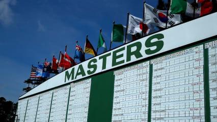 US Masters 2019 Liveticker: Runde 2 wird eröffnet - Wer übersteht den Cut?