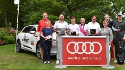 Autohaus Pietsch als Sponsor des Turniers. (Foto: Golfclub Peckeloh)