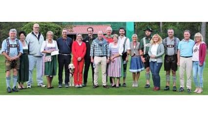 Golfclub Garmisch: Maibaum-Turnier