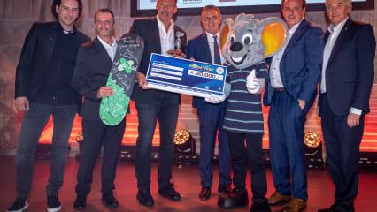 Der Europa-Park Eagles Charity Golf Cup 2019 war ein voller Erfolg. (Foto: Europa-Park)
