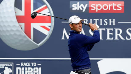 Tee Times des British Masters 2019 der European Tour. (Foto: Getty)