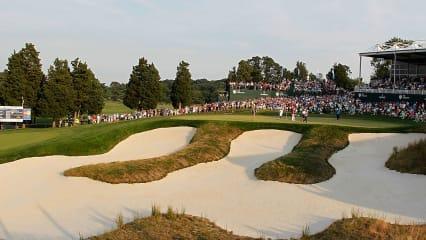Die PGA Championship 2019 auf dem Bethpage Black Course. (Foto: Getty)