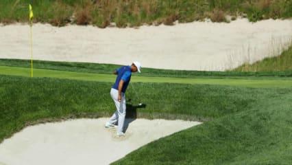 Die besten Bilöder von Tag 1 der PGA Championship. (Foto: Getty)