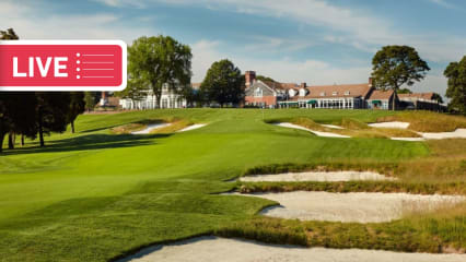Der Liveticker zur zweiten Runde der PGA Championship 2019. (Foto: Getty)