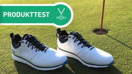 Die Skechers Golfschuhe sehen nicht nur schick aus, sondern können auch in allen anderen Teildisziplinen überzeugen. (Foto: Golf Post)