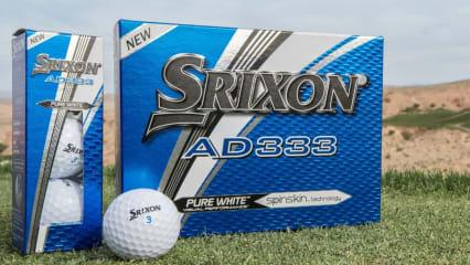 Srixon AD333 Golfball - immer wieder neu erfunden