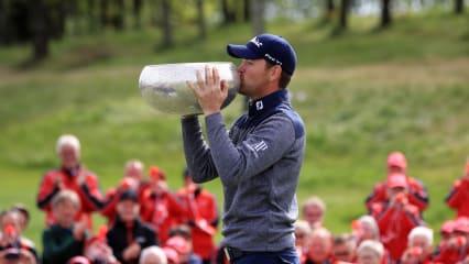 European Tour: Bernd Wiesberger gewinnt die Made in Denmark 2019