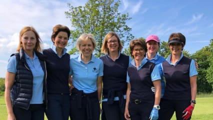 GolfClub Möhnesee: AK 30 Ligaspiel Damen