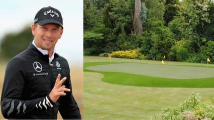Marcel Siem arbeitet mit Huxley Golf zusammen. (Bildquelle: Marcel Siem Golfexperience)