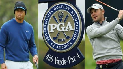 Alle Teilnehmer der PGA Championship 2019 (Foto: Getty)