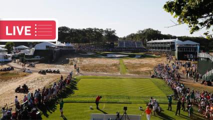 PGA Championship 2019 Liveticker: Moving Day auf Bethpage Black