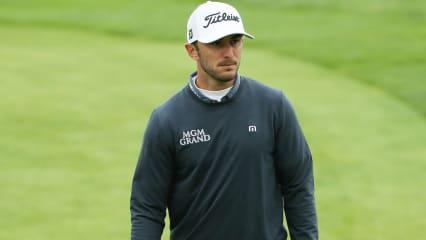 Er schlug den Ball beim Long Drive Contest der PGA Championship 2019 am weitesten: Max Homa. (Foto: Getty)