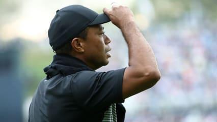 """Tiger Woods: """"Ausruhen womöglich besser, als am Wochenende zu spielen"""""""