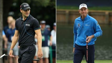 PGA Tour Tee Times: Martin Kaymer mit Jim Furyk am Abend